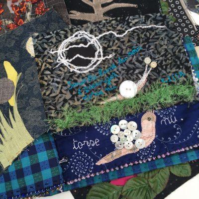 les haïkus du groupe textile