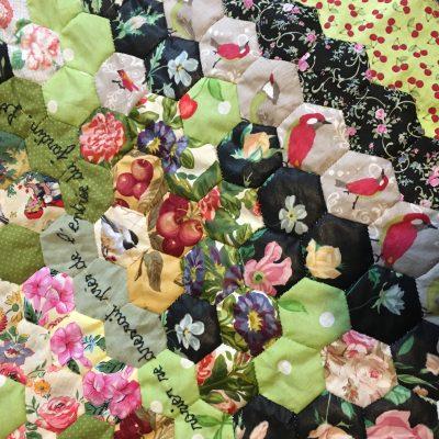 Le jardin de tissus