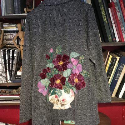 Une veste toute simple