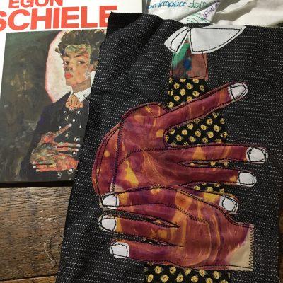 Les mains d'Egon Schiele