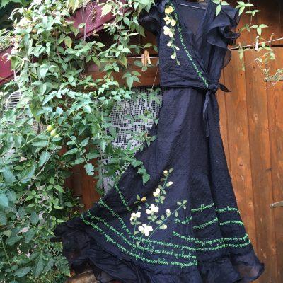 La sorcière verte