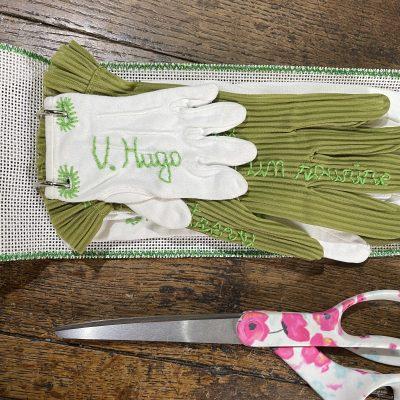 Les gants d'Adèle