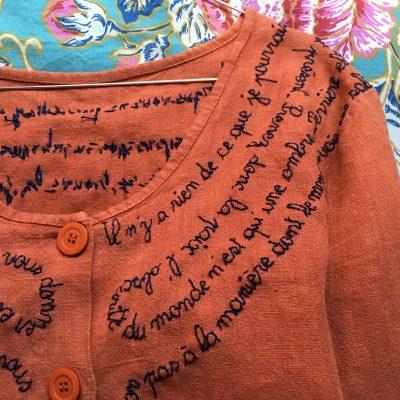 La chemise de Babeth