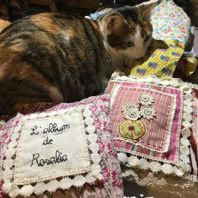 L'album de Rosalia Flore