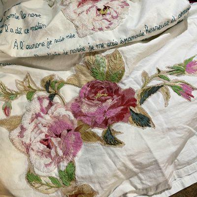 La robe des roses